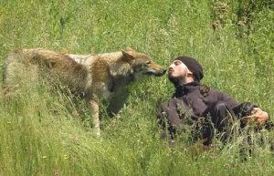 The amazing monks at the Lepavina Monastery have been known, in a spirit Saint Francis would have understood well, to befriend local wolves and bears