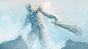 Frost Giant, artist unknown