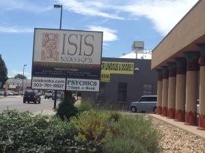 Isis books