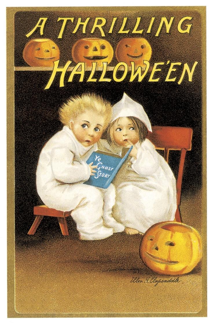 Halloweenvintagekids