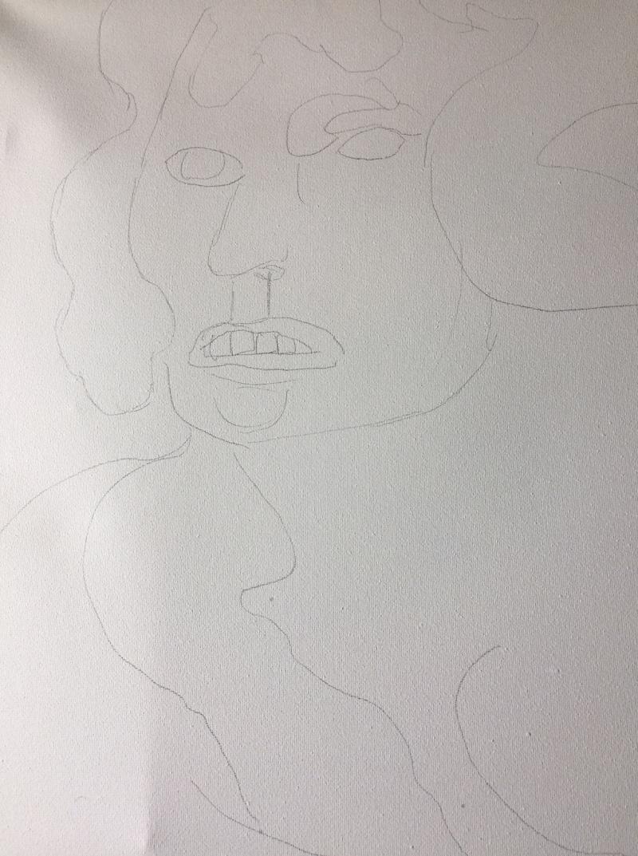 Hekate sketch