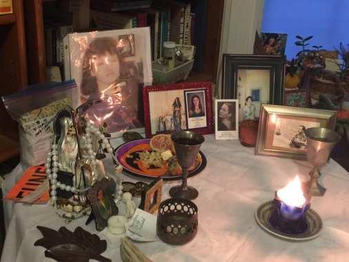 eggun shrine