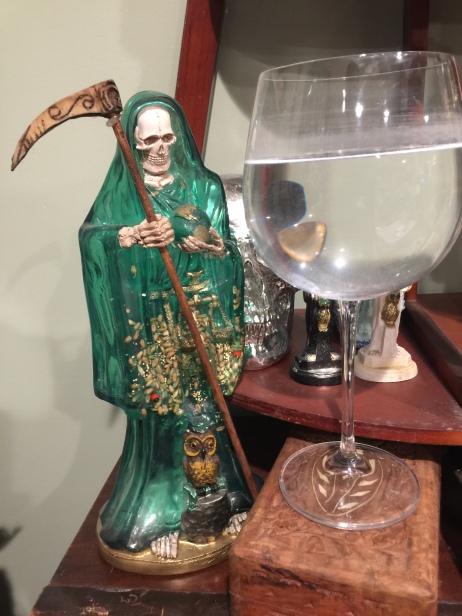 La Santa Muerte Verde_Copyright Ana Urosevic